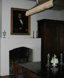 Pitot house interior